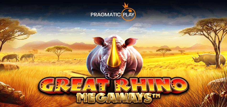 great rhino megaways pragmatic play